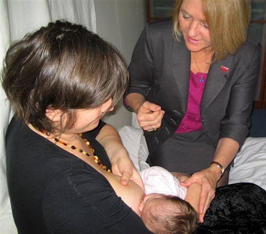 consultant lactation